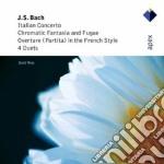 Bach - Ross - Apex: Italian Concerto-chromatic Fantasia & Fuga cd musicale di Bach\ross