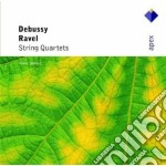 Apex: string quartets cd musicale di Debussy - ravel\kell