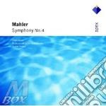 Mahler - Jordan - Apex: Sinfonia N. 4 cd musicale di Mahler\jordan