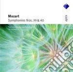 Apex: sinfonie nn 39 & 40 cd musicale di Wolfgang Amadeus Mozart