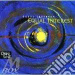 Equal interest - jarman joseph jenkins leroy melford myra cd musicale di J.jarman/l.jenkins/m.melford