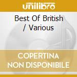 BEST OF BRITISH FILM FOUR cd musicale di ARTISTI VARI