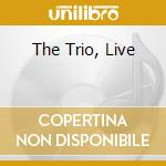 THE TRIO, LIVE cd musicale di MATT SCHOFIELD