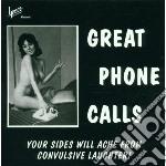 GREAT PHONE CALLS                         cd musicale di Neil Hamburger