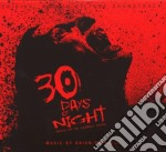 Brian Reitzell - 30 Days Of Night cd musicale di Brian Reitzell