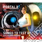 Portal 2 soundtrack: songs to test by co cd musicale di Artisti Vari