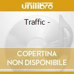 Traffic - cd musicale di Luachra Lia