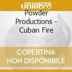 Cuban fire cd musicale