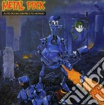 Metal Duck - Auto Ducko Destructo Mondo cd musicale di Duck Metal