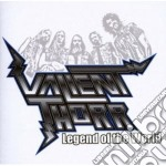 CD - VALIENT THORR - LEGEND OF THE WORLD cd musicale di Thorr Valient