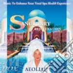 Sanctuary of rejuvenation cd musicale di Aeoliah