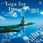 Yoga for inner peace cd musicale di Rickie Moore