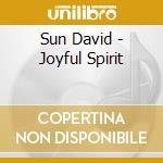 Sun David - Joyful Spirit cd musicale di David Sun