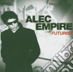 FUTURIST cd musicale di EMPIRE ALEC