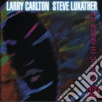 NO SUBSTITUTIONS cd musicale di Larry Carlton
