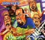 Greg Koch - Radio Free Gristle cd musicale di Greg Koch