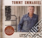 Little by little cd musicale di Tommy Emmanuel