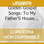 GOLDEN GOSPEL SONGS/2CD cd musicale di ARTISTI VARI