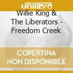 Freedom creek cd musicale di Willie King