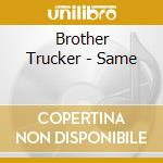 Brother tucker cd musicale di Tucker Brother