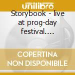 Storybook - live at prog-day festival. august 31st '97 - cd musicale di Finisterre