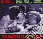 Numero d'vol cd musicale di Hugh Hopper