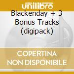 BLACKENDAY + 3 BONUS TRACKS (DIGIPACK) cd musicale di ELDRITCH