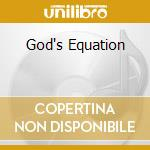 GOD'S EQUATION                            cd musicale di PAGAN'S MIND