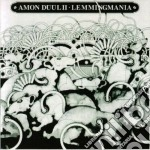 LEMMINGMANIA cd musicale di AMON DUUL 2