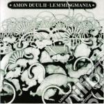 LEMMINGMANIA cd musicale di AMON DUUL 2
