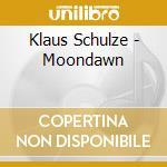 MOONDAWN cd musicale di Klaus Schulze