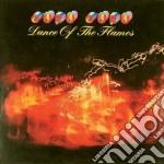 DANCE OF THE FLAMES                       cd musicale di GURU GURU