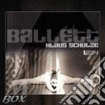 BALLETT 1 & 2 cd musicale di Klaus Schulze