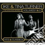 THE ARCHIVES SERIES VOL.1&2 cd musicale di Ike & tina Turner