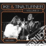 ARCHIVE SERIES VOL.3 cd musicale di Ike & tina Turner