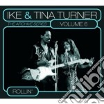ARCHIVE SERIES VOL.6, THE cd musicale di Ike & tina Turner