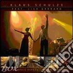 DZIEKUJE BARDZO  ( BOX 3 CD) cd musicale di Klaus Schulze