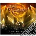 Talking ain't enough cd musicale di Warning Fair