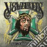 (LP VINILE) Iron crossroads lp vinile di Wankers V8