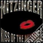 Kiss of the mudman cd musicale di Nitzinger