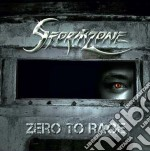 Stormzone - Zero To Rage cd musicale di Stormzone