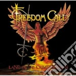 Land of the crimson dawn cd musicale di Call Freedom