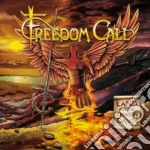 Land of the crimson dawn cd musicale di Call Freedom