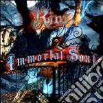 Immortal soul cd musicale di Riot