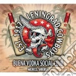 Buena vodka social club cd musicale di Cowboys Leningrad
