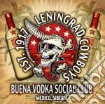(LP VINILE) Buena vista social club lp vinile di Cowboys Leningrad