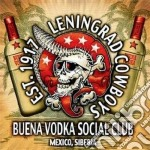 Buena vodka social club cd musicale di Cowboys Leningrad