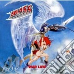 WAR LAW                                   cd musicale di MASS