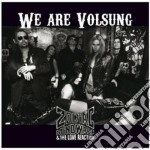 Zodiac Mindwarp And The Love Reaction - We Are Volsung cd musicale di ZODIAC MINDWARP & TH