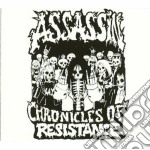 Chronicles of resistance cd musicale di Assassin